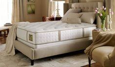 Are you in the market for a new mattress?   Our friends at Better Sleep Council put together this guide to help you choose a mattress that meets your needs.