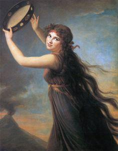 louise vigee le brun art | Elisabeth-Louise Vigée-Le Brun ~ Rococo paintier