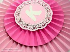 Набор для дня рождения девочки в розовых тонах | Decorsando.ru