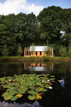 The Garden HouseIntroduction: This is a dynamic garden house which I built at myparental house. The idea is that the house can be easily adjusted toall seasons, any weather type, mood or occasion. Mainly built inDouglas wood, it contains an inner...