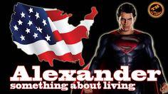 Alexander something about living-(algo sobre a vida)