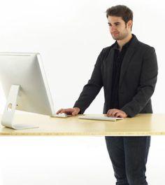5 Ways Desk Standing