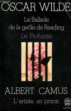EDITIONS LIVRE DE POCHE N° 3643, 1973 - Préface d'Albert Camus : L'artiste en prison