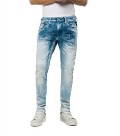 Numasig tapered-fit jeans - Replay