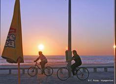 Coucher de soleil Torreira Portugal