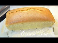 Cloud Bread, Cosmetology Cake, Waffle Cake, Cake Tutorial, Pound Cake, Cheesecakes, Asian Recipes, Easy Recipes, Hot Dog Buns