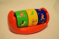 Baby Einstein Discovery & Play Exersaucer Spinner Rattle Replacement Part #Graco