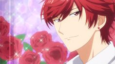 Scott Gibbs shows us his sensitive, embarrassed side as Mikoto Mikoshiba (aka Mikorin)! Pre-order the Monthly Girl's Nozaki-kun .