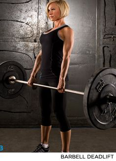 The Female Training Bible--explanations on training methods customized for a women's body | bodybuilding.com