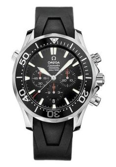 Omega Men's 2894.52.91 Seamaster 300M Chrono Diver Watch - http://yourperfectwatch.com/omega-mens-2894-52-91-seamaster-300m-chrono-diver-watch/