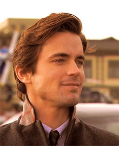Matt Bomer and his #milliondollarsmile
