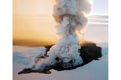 At the moment, Grimsvotn ranks as Iceland's most active volcano, having erupted five times since 1983, most recently in 2011. Pictured…