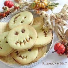 biscotti di halloween senza formine Halloween Desserts, Camembert Cheese