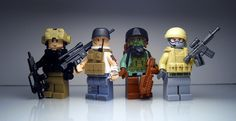 Simple And Modern by Legomoc, via Flickr