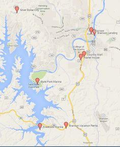 Where To Find Us  We are minutes from Branson, Silver Dollar City, and Table Rock Lake.Close to all the action but in the quiet of the country! BransonVacationRentalCabins.com For an interactive map click here: https://mapsengine.google.com/map/embed?mid=zlBsWEI8bUDw.krzGwEqRj0G4  #bransonmap #bransonmissouri #bransonrentalcabins
