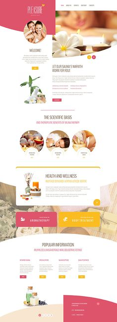 Beauty •                         Most Popular •              Espresso Web Inspiration at your Coffee Break!         Responsive JavaScript Animated • Template #55244