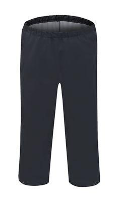 PANTALON DE PLUIE IMPERMÉABLE Modèle: 083 Le pantalon, avec la taille élastiquée, possède le réglage par boutons pression en bas de jambes. Le modèle est fabriqué en tissu imperméable, respirant et très léger appelé Aquapros, qui est recommandé à l'usage dans des conditions météorologiques défavorables. Le pantalon protège contre le vent et contre la pluie. Les soudures bilatérales haute fréquence augmentent la résistance des coutures. Le produit est conforme aux normes EN ISO 13688 et EN…