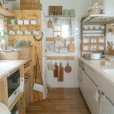 Innocence / storage / construction / 300 equalizer / cupboard / 100 yen shop example ... Interior example - 2017-07-23 22:20:40 | RoomClip (room clip)