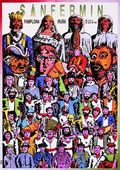 Affiche 1983