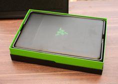 14-inch Razer Blade gaming laptop packaging