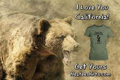 bf1b2589 T Shirts · Tees · Love California? So do we. Us three designers live in LA!  e have