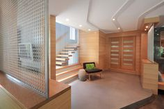Modern Entry Photos Foyer Design, Pictures, Remodel, Decor and Ideas - page 9