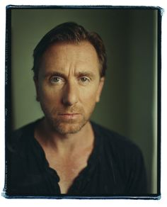 Tim Roth, photo by Estevan Oriol