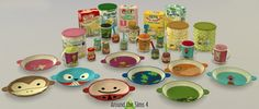 Baby Food at Around the Sims 4 via Sims 4 Updates