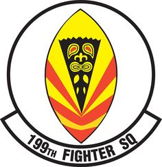 #199th Fighter Squadron (199 FS) is a unit of the Hawaii Air National Guard 154th Wing located at Joint Base Pearl Harbor-Hickam, Honolulu, Hawaii. The 199th is equipped with the F-22A Raptor. The Raptor performs both air-to-air and air-to-ground missions allowing full realization of operational concepts vital to the 21st-century Air Force.
