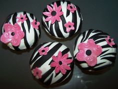 I will being trying these for sure. I have 2 daughters that love zebra print..