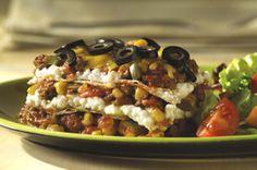 Mexican Lasagna Recipe - Kraft Recipes