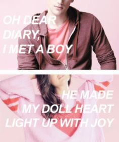Oh dear diary, we fell apart. Welcome to the life of electra heart!