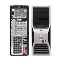 Calculator Refurbished Dell Precision Workstation T3500 - Intel Xeon Hexa-Core W3690