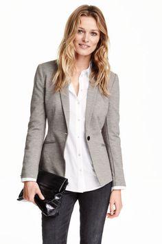 Casaco de jersey | H&M