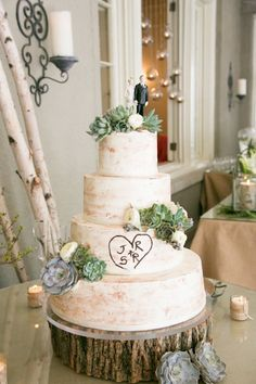 one of my favorite wedding cake designs