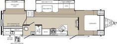 Palomino RV - larger with outdoor kitchen