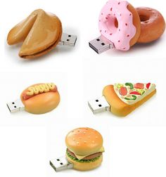 I am sooo going to have to see what I can do with clay and USB drives =) =)