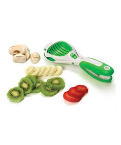 Look at this #zulilyfind! Hand-Held Slicer #zulilyfinds
