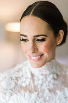 Louise Roe's Impossibly Chic Windsor Wedding at Dorney Court | Junebug Weddings