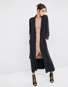 Image 1 ofKendall + Kylie Duster Coat