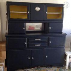 Buffet de cuisine 1950 MADO bleu nuit Ameublement Loire-Atlantique - leboncoin.fr