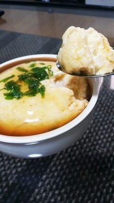 レンジで!卵と豆腐のふわふわ蒸し♡ by もやちび [クックパッド] 簡単おいしいみんなのレシピが219万品