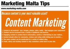 Marketing Tips by www.marketing-malta.com