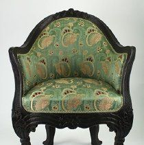 Image of John Bradstreet and Company armchair