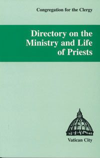 Directory on the Ministry and Life of Priests by Catholic Shopping .com | Catholic Shopping .com