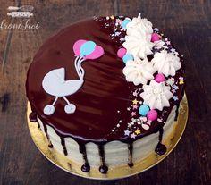 Food And Drink, Birthday Cake, Baking, Dessert, Crack Crackers, Cake, Recipe, Birthday Cakes, Bakken