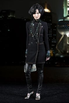 Chanel Pre-Fall 2010 - Collection - Gallery - Style.com