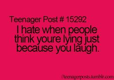 Hahaha this is so true i always laugh cuz I think it's funny when people think I'm the one who has something that they think I took just becuase i smile lol Beth Moore, Funny Relatable Memes, Funny Quotes, Funny Teen Posts, Funny Teenager Posts, Ikea Kids, Teen Life, Stupid Funny, It's Funny