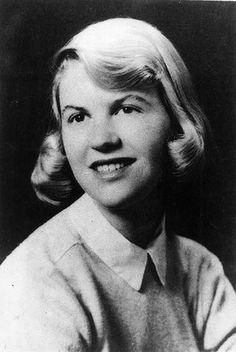Sylvia Plath in 1955. She studied at Smith College and Cambridge University.