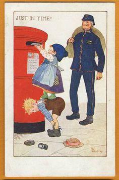 Millicent Sowerby card via eBay
